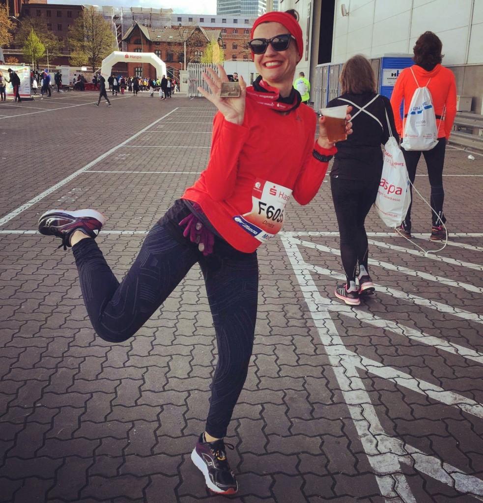 Happy Marathoner